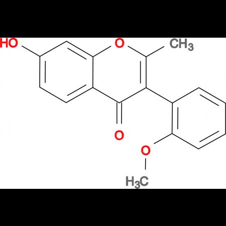 7-hydroxy-3-(2-methoxyphenyl)-2-methyl-4H-chromen-4-one