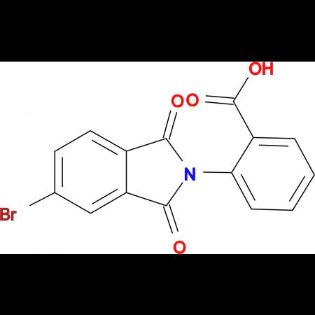 2-(5-bromo-1,3-dioxo-1,3-dihydro-2H-isoindol-2-yl)benzoic acid
