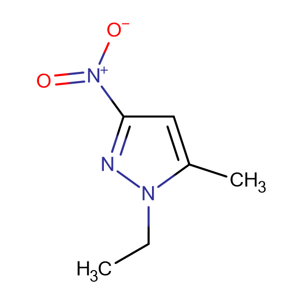 1-ethyl-5-methyl-3-nitro-1H-pyrazole