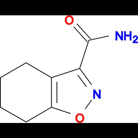 4,5,6,7-tetrahydro-1,2-benzisoxazole-3-carboxamide