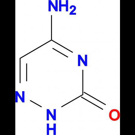5-amino-1,2,4-triazin-3(2H)-one