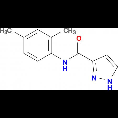 N-(2,4-dimethylphenyl)-1H-pyrazole-3-carboxamide