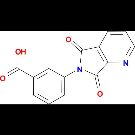 3-(5,7-dioxo-5,7-dihydro-6H-pyrrolo[3,4-b]pyridin-6-yl)benzoic acid