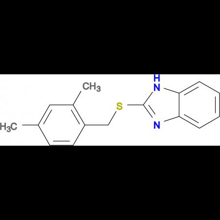 2-[(2,4-dimethylbenzyl)thio]-1H-benzimidazole