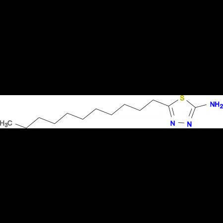 5-undecyl-1,3,4-thiadiazol-2-amine