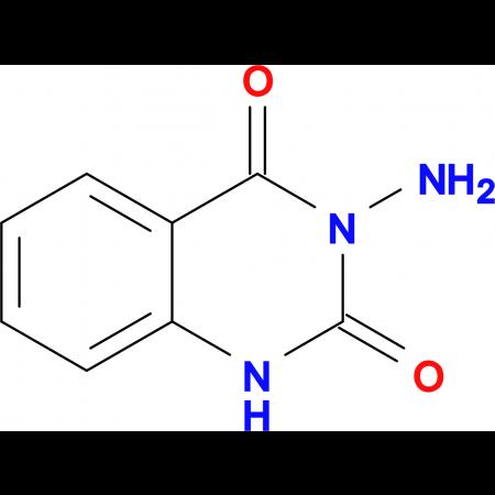3-aminoquinazoline-2,4(1H,3H)-dione