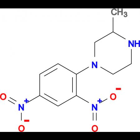 1-(2,4-dinitrophenyl)-3-methylpiperazine