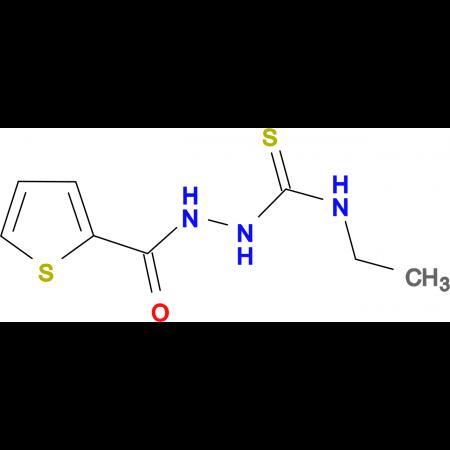 N-ethyl-2-(2-thienylcarbonyl)hydrazinecarbothioamide