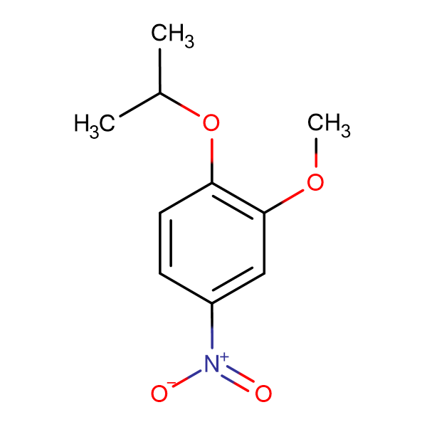 1-isopropoxy-2-methoxy-4-nitrobenzene
