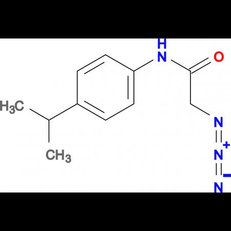 2-azido-N-(4-isopropylphenyl)acetamide