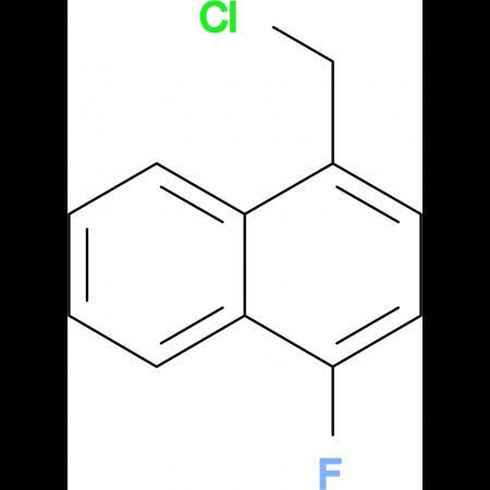 1-(chloromethyl)-4-fluoronaphthalene