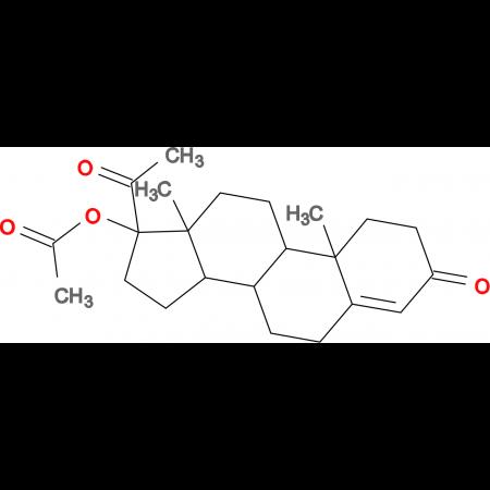 3,20-dioxopregn-4-en-17-yl acetate