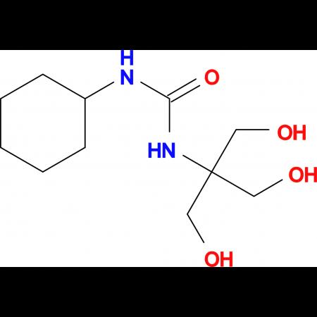 N-cyclohexyl-N'-[2-hydroxy-1,1-bis(hydroxymethyl)ethyl]urea