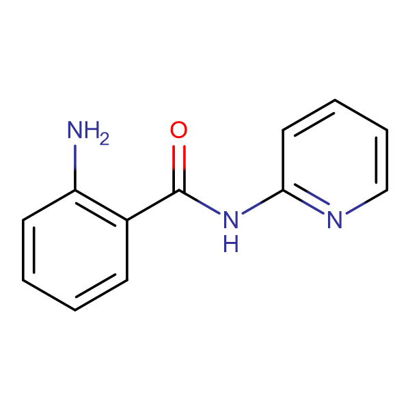 2-amino-N-pyridin-2-ylbenzamide