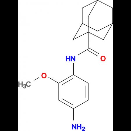 N-(4-amino-2-methoxyphenyl)adamantane-1-carboxamide