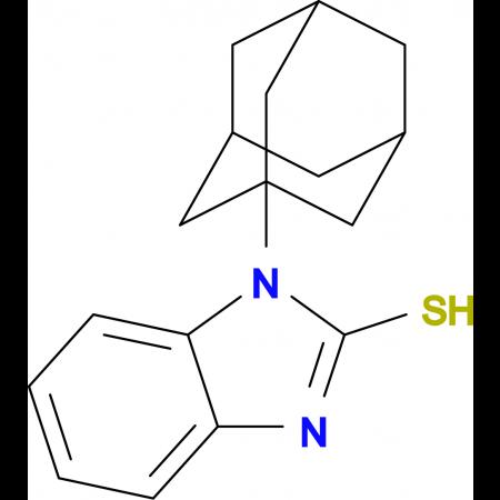 1-(1-adamantyl)-1H-benzimidazole-2-thiol