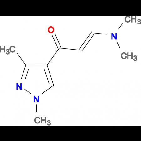 (2E)-3-(dimethylamino)-1-(1,3-dimethyl-1H-pyrazol-4-yl)prop-2-en-1-one