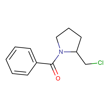 1-benzoyl-2-(chloromethyl)pyrrolidine