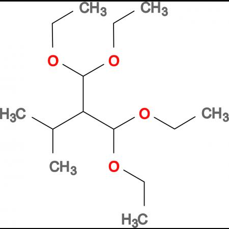 2-(diethoxymethyl)-1,1-diethoxy-3-methylbutane
