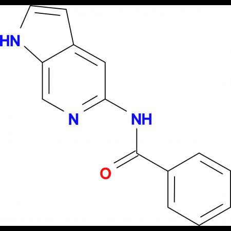 N-1H-pyrrolo[2,3-c]pyridin-5-ylbenzamide