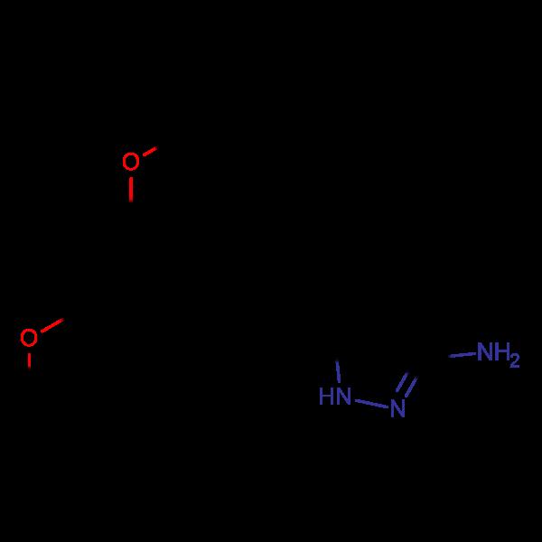 5-(3,5-Dimethoxyphenethyl)-1H-pyrazol-3-amine
