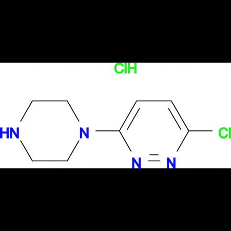 3-Chloro-6-(piperazin-1-yl)pyridazine hydrochloride