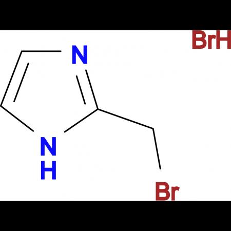 2-(Bromomethyl)-1H-imidazole hydrobromide