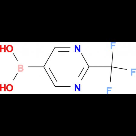 (2-(Trifluoromethyl)pyrimidin-5-yl)boronic acid