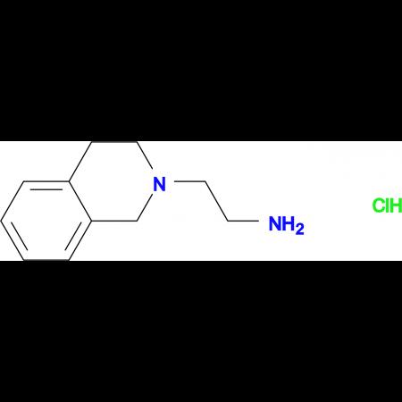 [2-(3,4-dihydro-2(1H)-isoquinolinyl)ethyl]amine dihydrochloride
