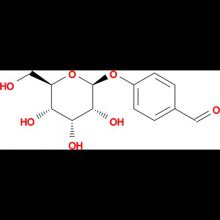 4-(BETA-D-ALLOPYRANOSYLOXY)-BENZALDEHYDE