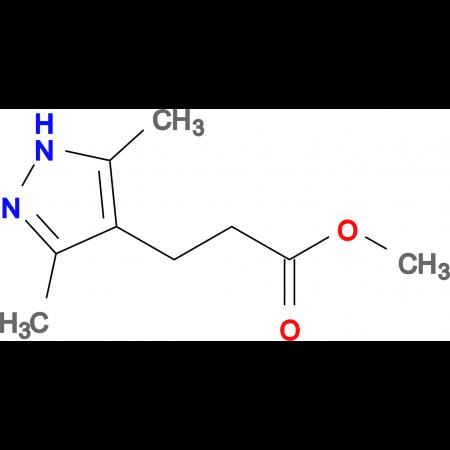 METHYL 3-(3,5-DIMETHYL-1H-PYRAZOL-4-YL)PROPANOATE
