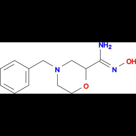 4-BENZYL-N'-HYDROXYMORPHOLINE-2-CARBOXAMIDINE