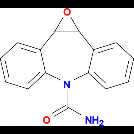 1A,10B-DIHYDRO-6H-DIBENZO[B,F]OXIRENO[D]AZEPINE-6-CARBOXAMIDE