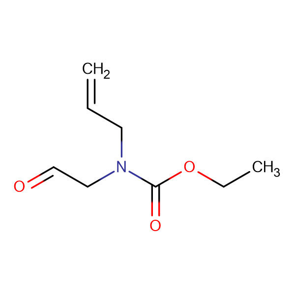 ETHYL ALLYL(2-OXOETHYL)CARBAMATE