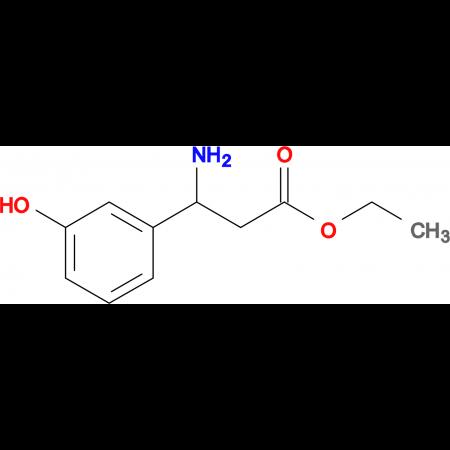 ETHYL 3-AMINO-3-(3-HYDROXYPHENYL)PROPANOATE