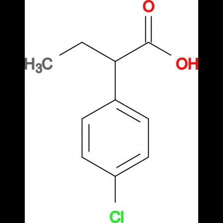 2-(4-CHLOROPHENYL)BUTANOIC ACID