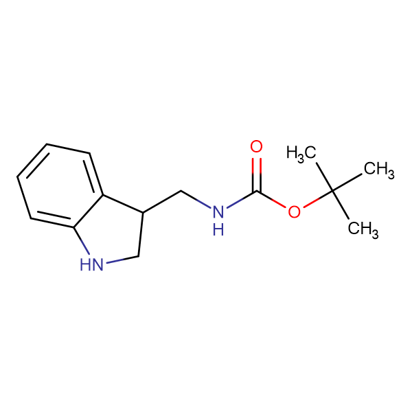 3-(BOC-AMINOMETHYL)INDOLINE