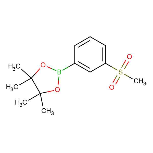 3-(METHYLSULFONYL)PHENYLBORONIC ACID PINACOL ESTER