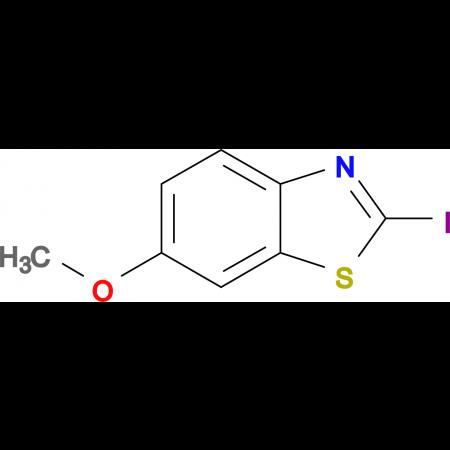 2-IODO-6-METHOXYBENZO[D]THIAZOLE