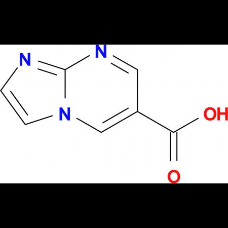 Imidazo[1,2-a]pyrimidine-6-carboxylic acid