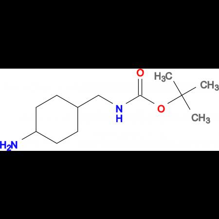 4-(BOC-AMINOMETHYL)-CYCLOHEXYLAMINE