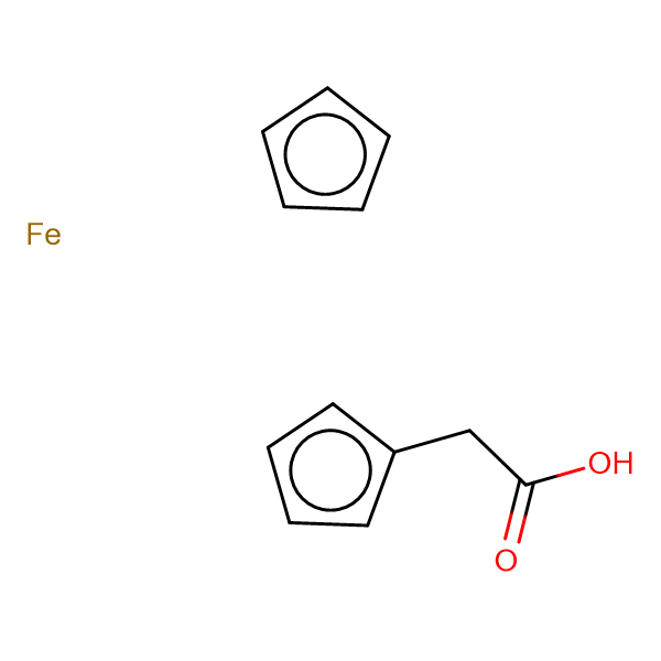 Ferrocenylacetic acid