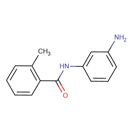 N-(3-aminophenyl)-2-methylbenzamide