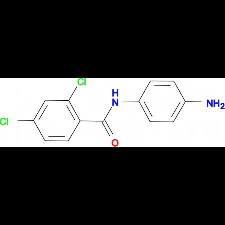 N-(4-aminophenyl)-2,4-dichlorobenzamide