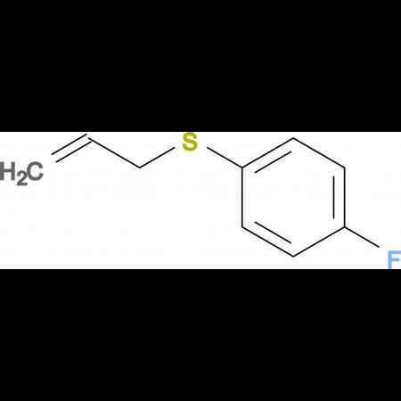 1-Allylsulfanyl-4-fluorobenzene