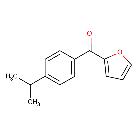 2-(4-iso-Propylbenzoyl)furan