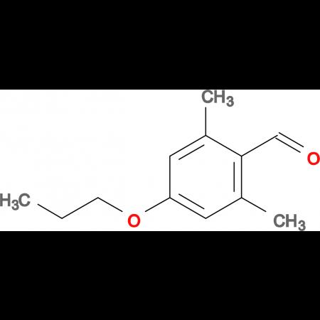 2,6-Dimethyl-4-n-propoxybenzaldehyde