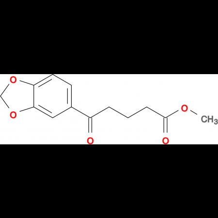 Methyl 5-[3,4-(methylenedioxy)phenyl]-5-oxovalerate