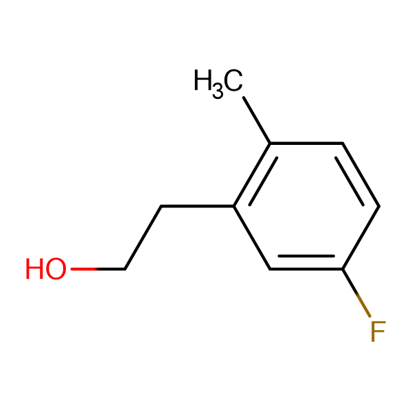 3-Fluoro-6-methylphenethyl alcohol