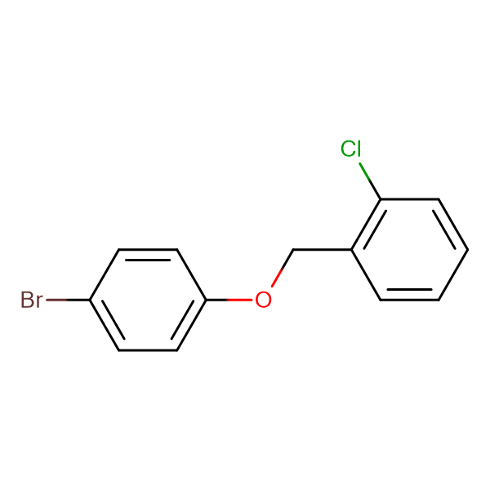 4-Bromophenyl-(2-chlorobenzyl)ether